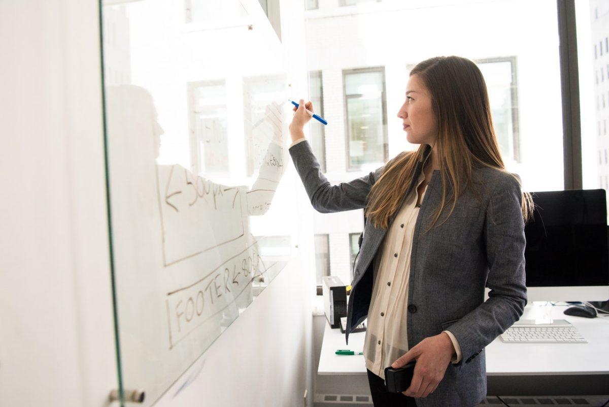 teacher-writing-on-board